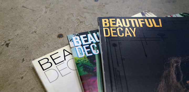 Beautiful/Decay hlstore.com