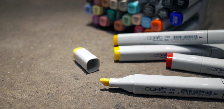 Copic Markers hlstore.com