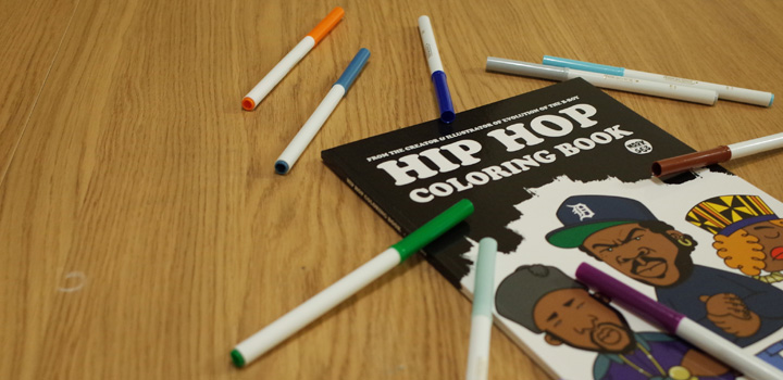 Coloring Books hlstore.com