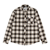 Carhartt L/S Irvin Shirt, Check/Black