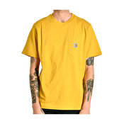 Carhartt S/S Pocket T-Shirt, Colza