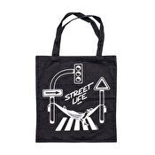 Montana Cotton Bag Street Life by FORM, Black