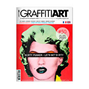 Graffiti Art Magazine 50
