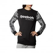 Reebok W Bandana GR Sweat, Black