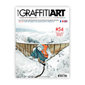 Graffiti Art Magazine 54