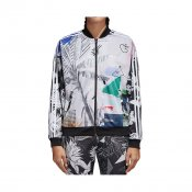 Adidas Originals W FARM Track Jacket, Multi