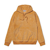 Carhartt Hooded United Script Sweat, Winter Sun