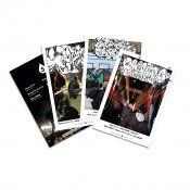 Stains Magazine 1-4 DEAL
