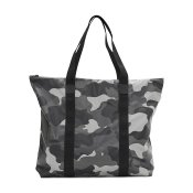 Rains All Over Print Tote Bag, Night Camo