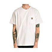 Carhartt S/S Pocket T-shirt, White