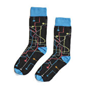 MTN Socks Metro, Black