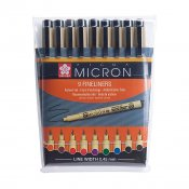 Sakura Pigma Micron 05 Color 9-set
