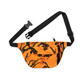 Carhartt Payton Hip Bag, Camo Tree, Orange Black