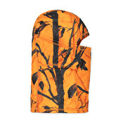 Carhartt Mission Mask, Camo Tree, Orange