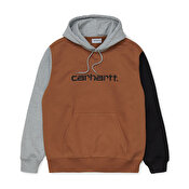 Carhartt Hooded Carhartt Tricol Sweat, Hamilton Brown