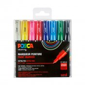 Posca PC-1MC 8-Set, Standard