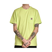 Carhartt S/S Pocket Tee, Lime