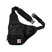 Carhartt Delta Shoulder Bag, Black
