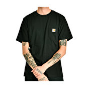 Carhartt S/S Pocket T-shirt, Black