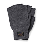 Carhartt Military Mitten Gloves, Dark Grey Heather