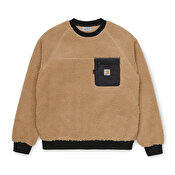 Carhartt Prentis Sweatshirt, Dusty H Brown