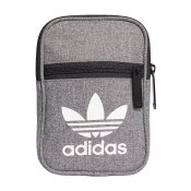 Adidas Originals Trefoil Festival Bag, Casual Black