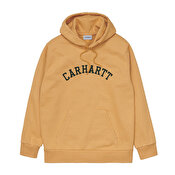 Carhartt Hooded University Patch Sweat, Winter SunBottle Green