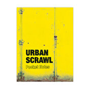 Urban Scrawl Pocket Notes book