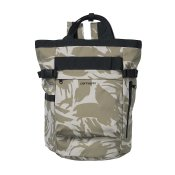 Carhartt Payton Carrier Backpack, Camo Brush Sandshell Black