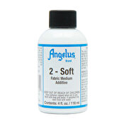 Angelus 2-Soft Fabric Medium, 118ml