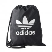 Adidas Originals Trefoil Gymsack, Black