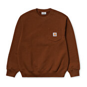 Carhartt Pocket Sweat, Brandy