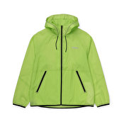 Carhartt Turrell Jacket, Lime/Reflective Grey
