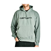 Carhartt Hooded Carhartt Sweat, Cloudy Black