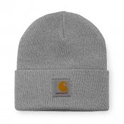 Carhartt Short Watch Hat, Heather Grey
