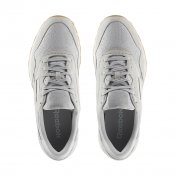 Reebok CL Nylon Shoes, Skull Grey White Gum
