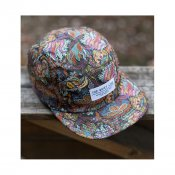 The Quiet Life Liberty Paisley 5-Panel, All