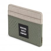 Herschel Supply Charlie RFID, Light Khaki CrossH Aspect