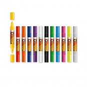 Molotow ONE4ALL Acrylic Twin Main-Kit 1, 12-set