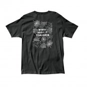 The Quiet Life Worry tee, Black
