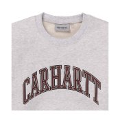 Carhartt Knowledge Sweat, Ash Heather