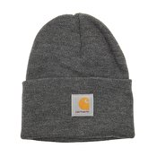 Carhartt Acrylic Watch Hat, Dark Grey Heather