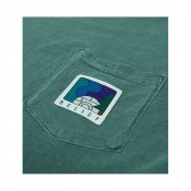Belief Northern Lights Pocket Tee, Spruce