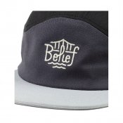 Belief Triboro Sporthat, Black Charcoal Silver