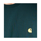 Carhartt S/S Chase T-Shirt, Duck Blue Gold