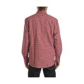Carhartt LS Lemming Shirt, Lemming Check Deep Red