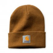 Carhartt Short Watch Hat, Hamilton Brown