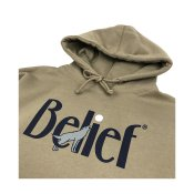 Belief Midnight Hoody, Sandstone