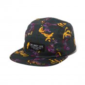 The Quiet Life Satin Cloud 5-Panel, Gold
