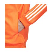 Adidas Originals Beckenbauer Track Jacket, Bright Orange